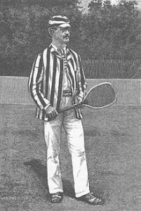 The first US Open Champion Richard Sears