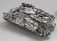 Pure molybdenum metal.