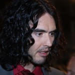 Russell Brand at the premiere of Arthur.