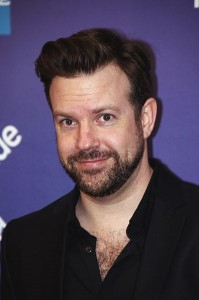 Jason Sudeikis at a film premiere.
