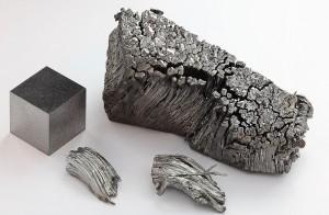Pure thulium metal.