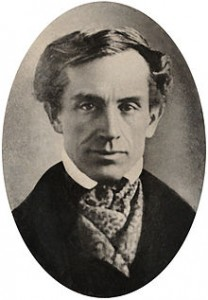 Portrait of Samuel Morse