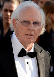 Actor Bruce Dern at a film festival