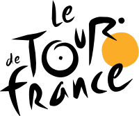 The Tour de France logo