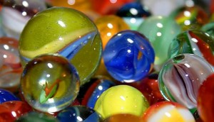 decorative marbles